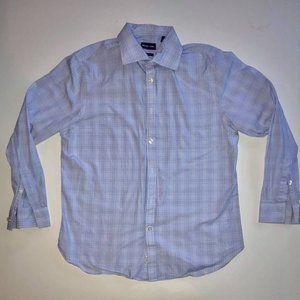 Michael Kors Men's Casual Button Down Shirt